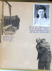 Rosie's scrapbook of Camp Vught
