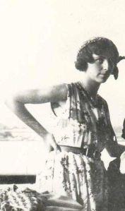 Rosie at age sixteen