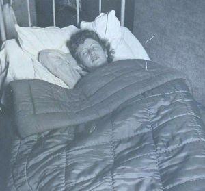 19a 1941 Ernst's photo of Rosie sleeping