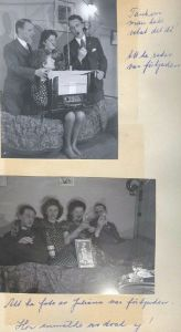 19ee 1942, Rosie second from left