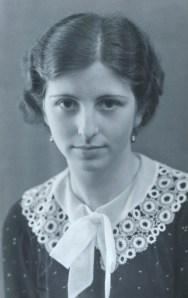 Rosie at age eighteen, 1932