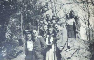 Tilburg students, 1942