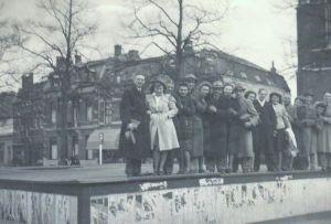 Tilubrg students, 1942