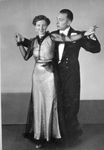 Rosie and Leo, 1936