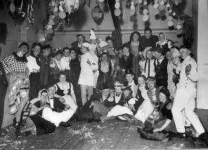 Carnival in Rosie's attic, 1942